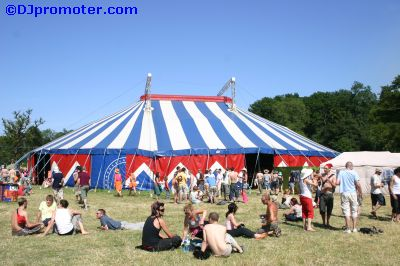 Glade tent