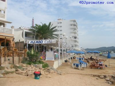Cafe Mambo during daytime