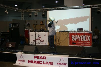 Main stage - Pear Music Live