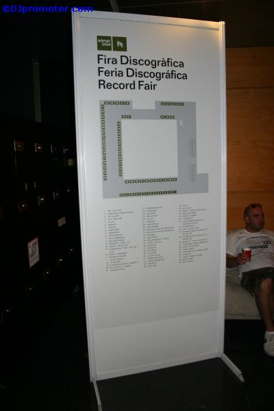 Sonar Record Fair